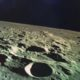 This is the last image Israel's lunar lander took before it crashed into the moon 88