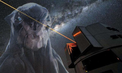 'Laser Cloak' Could Hide Earth from Evil Aliens 97