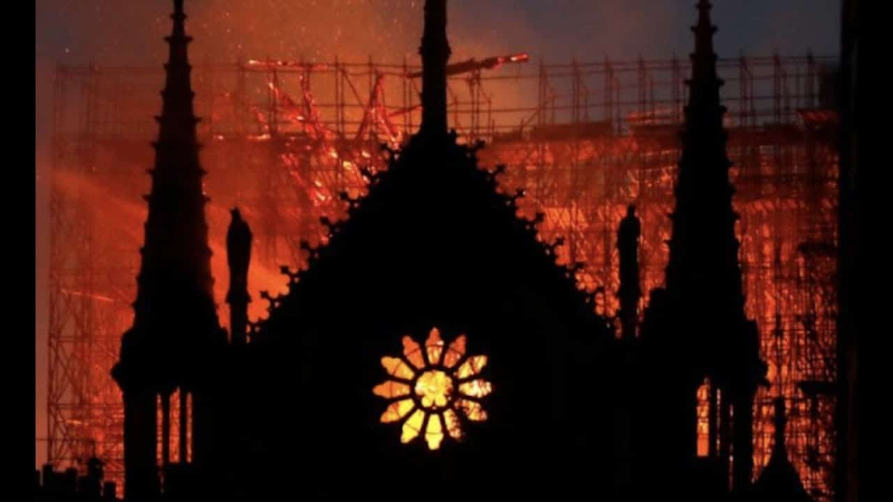 Gematria/Numerology of Notre Dame Fire: Marcon, FreeMasons, and More 1