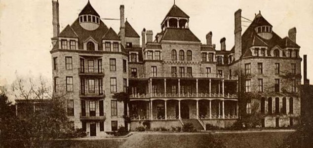 'Haunted' hotel yields cache of mystery jars 12