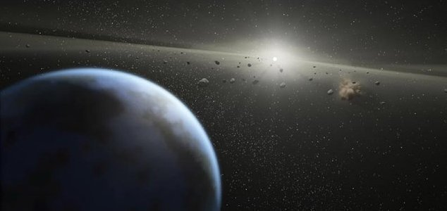 'Alien' grain offers clues to early solar system 16