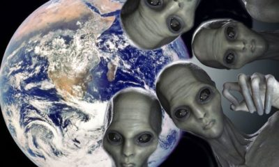 NASA is in touch with at least 4 distinct kinds of aliens 97