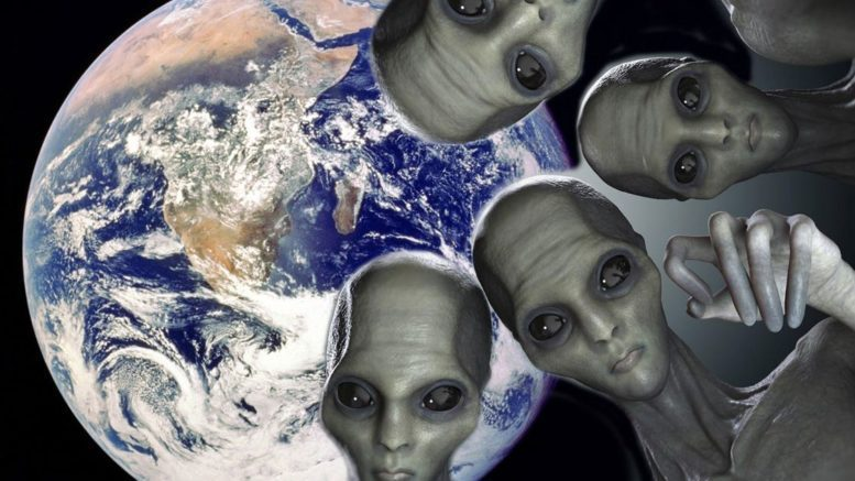 NASA is in touch with at least 4 distinct kinds of aliens 74