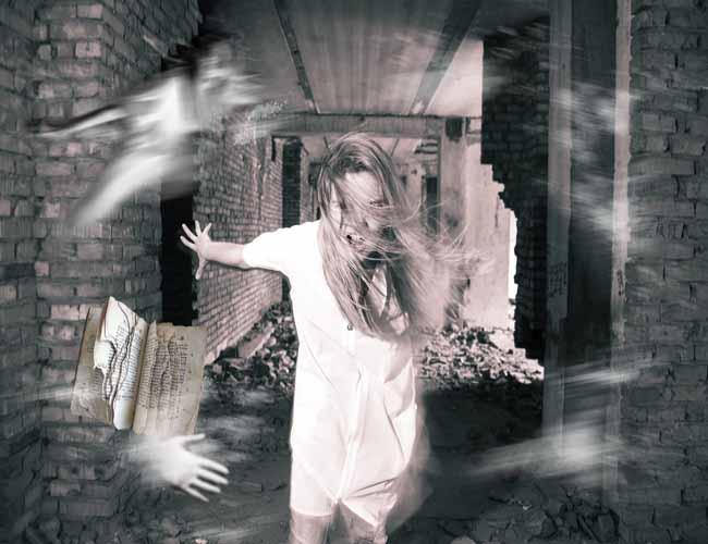 Poltergeist Girl of Battersea 89