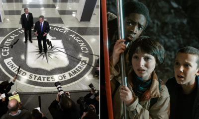 'Stranger Things': The Secret CIA Programs That Inspired Hit Series 87
