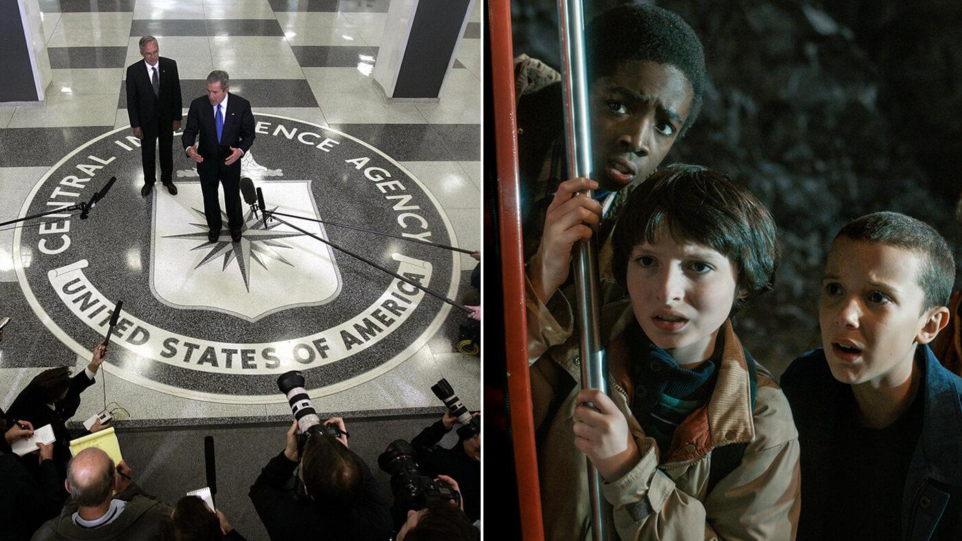 'Stranger Things': The Secret CIA Programs That Inspired Hit Series 8