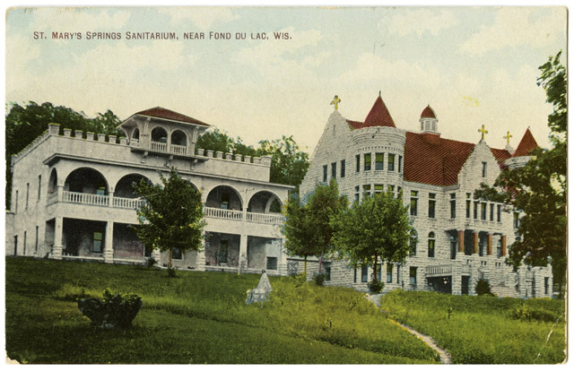 St. Mary's Springs in 1901