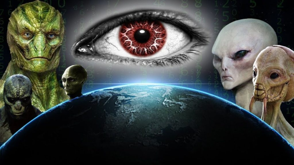 The elites are not human: This is how these Reptilians act with us 31