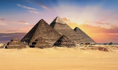 Untangling the Mysteries of Egypt's Great Pyramid 90