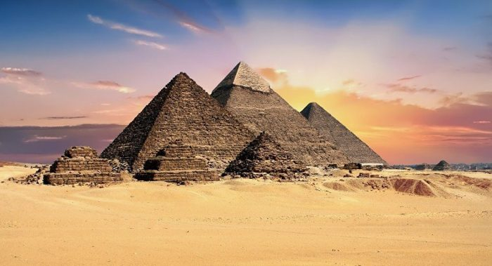 Untangling the Mysteries of Egypt's Great Pyramid 11