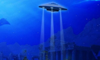 UFO Expert Claims There's an Underwater Alien Base Beneath the Great Lakes 87