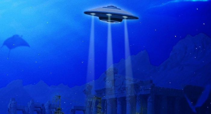 UFO Expert Claims There's an Underwater Alien Base Beneath the Great Lakes 8