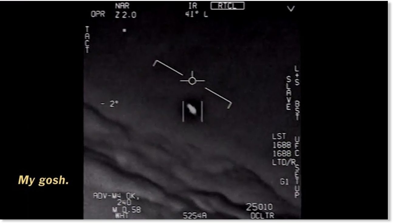 What The Hell Is Going On With UFOs And The Department Of Defense? 24