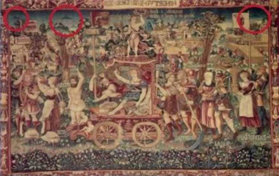 20 Historical Paintings That Conspiracy Lovers Can't Get Enough Of 91