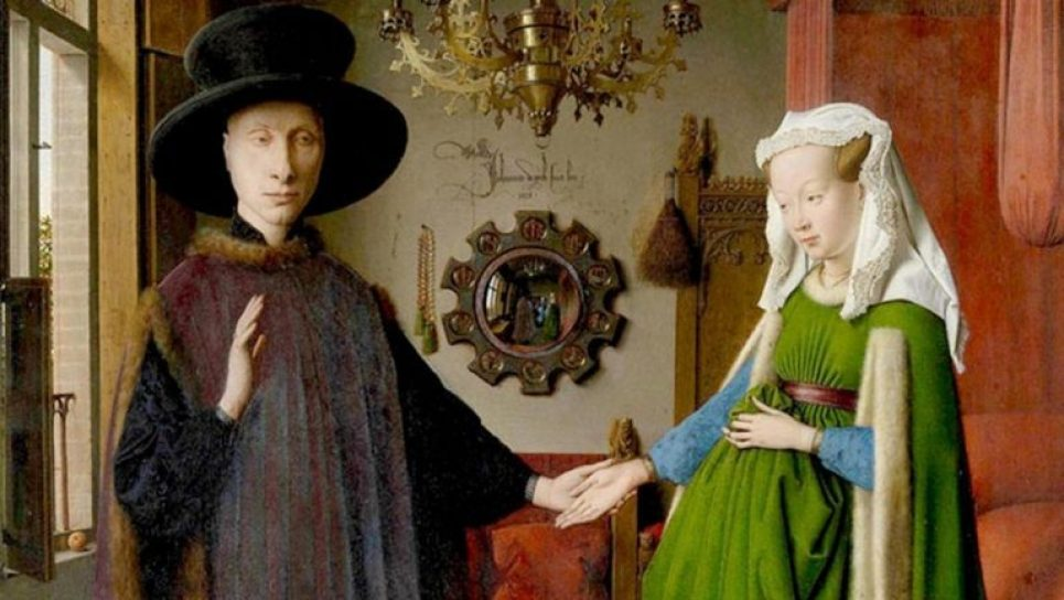 20 Historical Paintings That Conspiracy Lovers Can't Get Enough Of 104