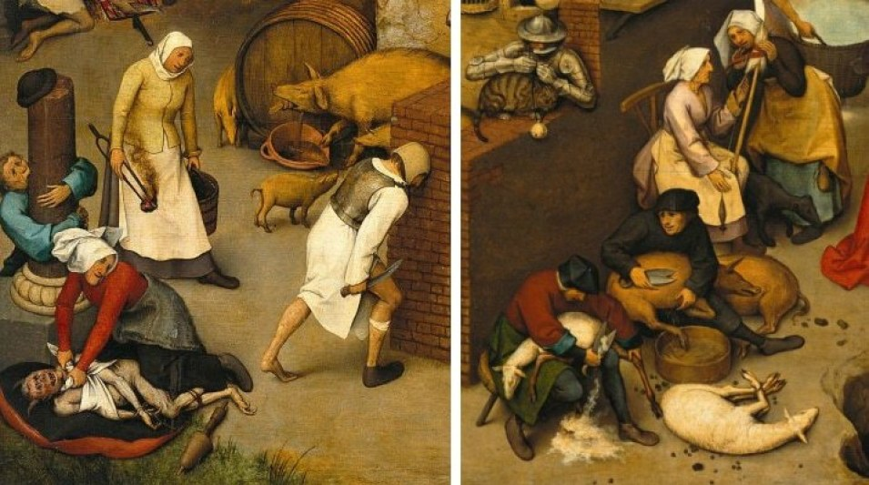 20 Historical Paintings That Conspiracy Lovers Can't Get Enough Of 111
