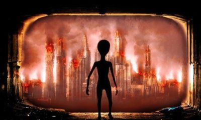 Terra-forming Is Happening To Planet Earth For Extraterrestrial Beings 103