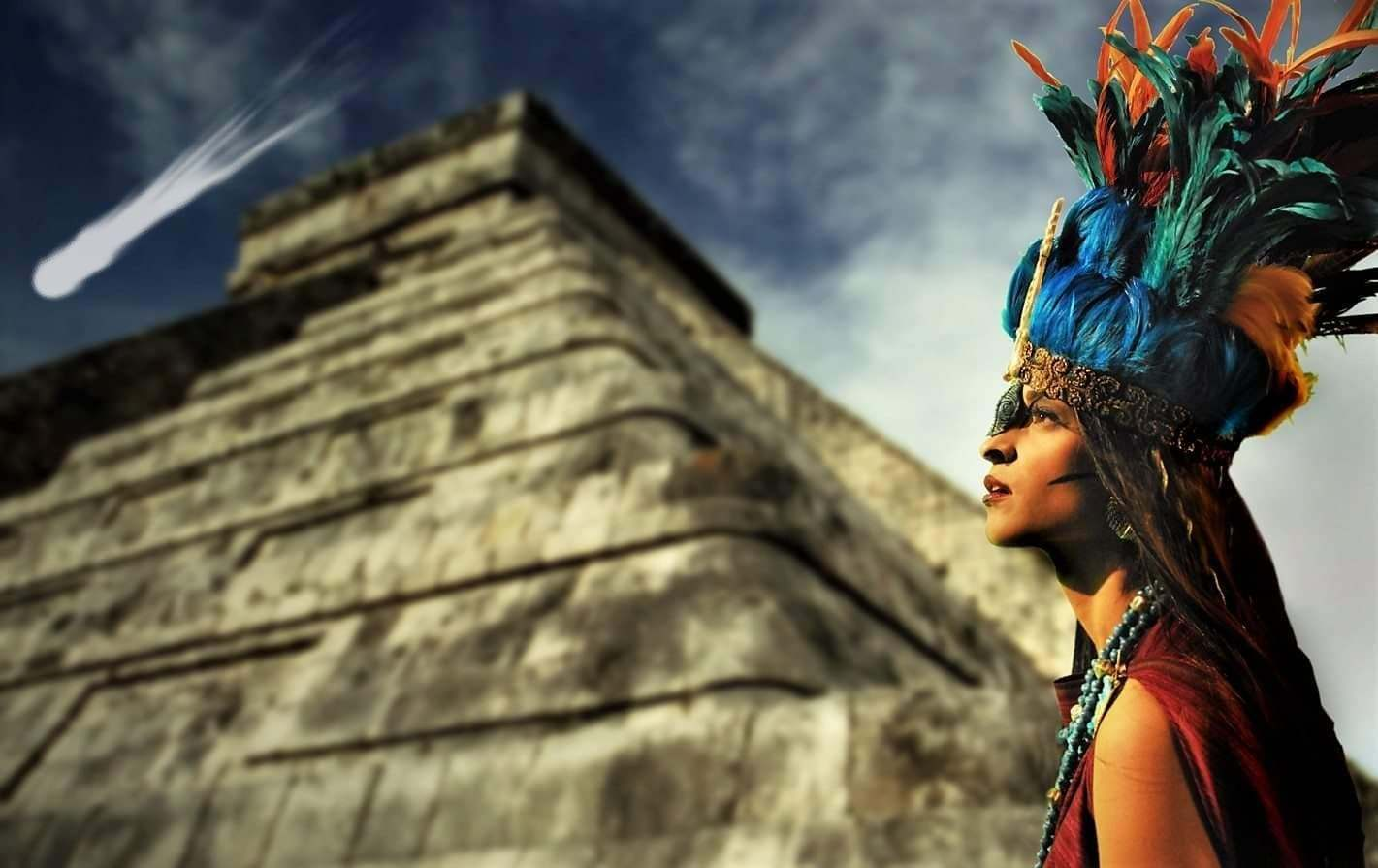 They find remains of a mysterious Mayan queen of 1,500 years old 10