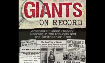 History of Giants on Record Explored by Author Hugh Newman 93