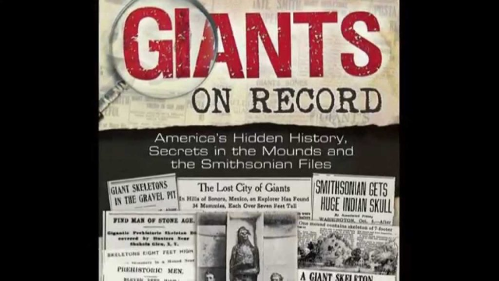 History of Giants on Record Explored by Author Hugh Newman 20