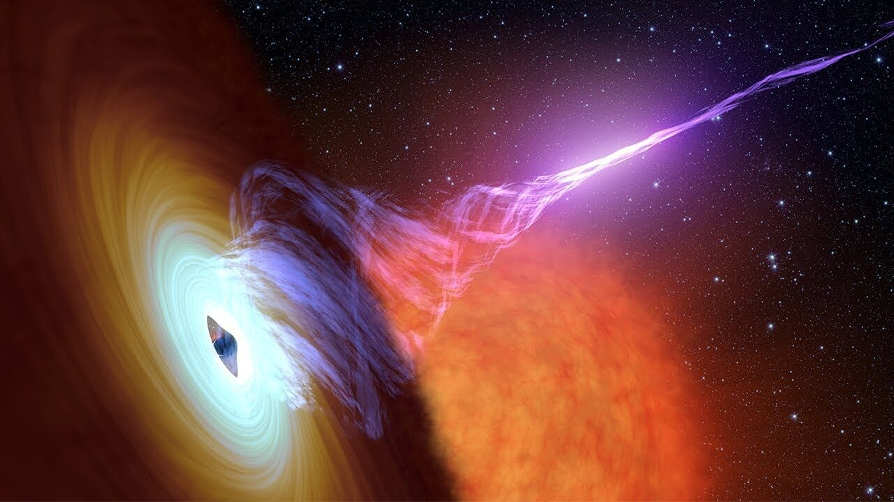 Astronomers Spot Distant Black Hole Spinning So Fast That It Warps Space-Time 18