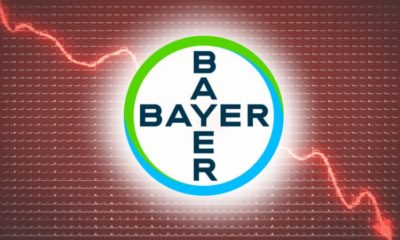 Bayer's Stock Has Lost 44% of Its Value Since They Bought Monsanto 97
