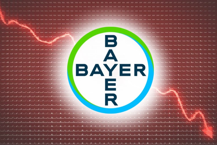 Bayer's Stock Has Lost 44% of Its Value Since They Bought Monsanto 24