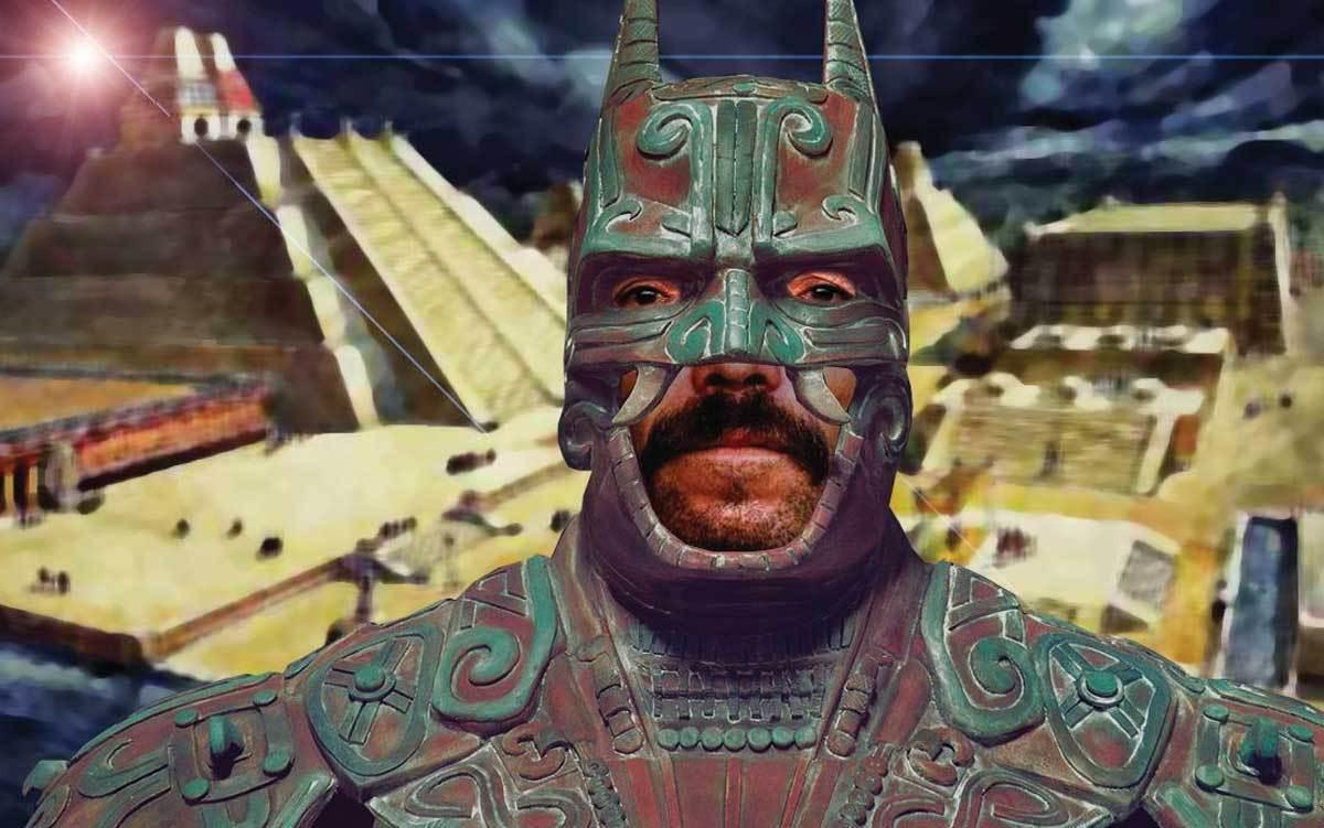 "Camazotz: the ""Batman"" of Mayan mythology 1"