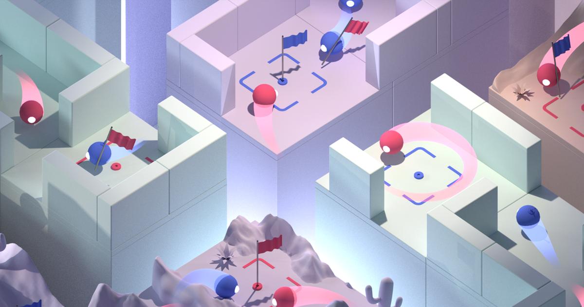 DeepMind's Gamer AI is Better At Co-op Mode Than Human Players 22