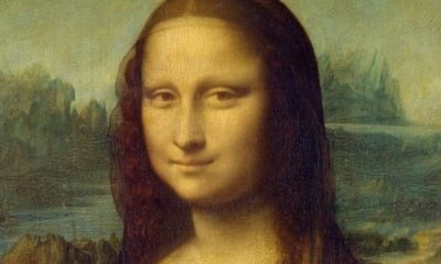 Da Vinci's 'claw hand' stopped him painting 87