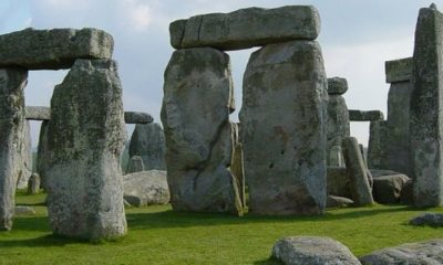 Chunk of Stonehenge returned after 60 years 89