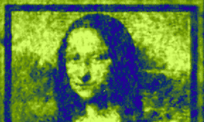 """Physicists Create Quantum-Scale """"Mona Lisa,"""" Just for Funsies 89"""