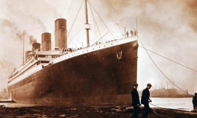 RMS Titanic Urban Legends: Fraud on a Massive Scale? 97