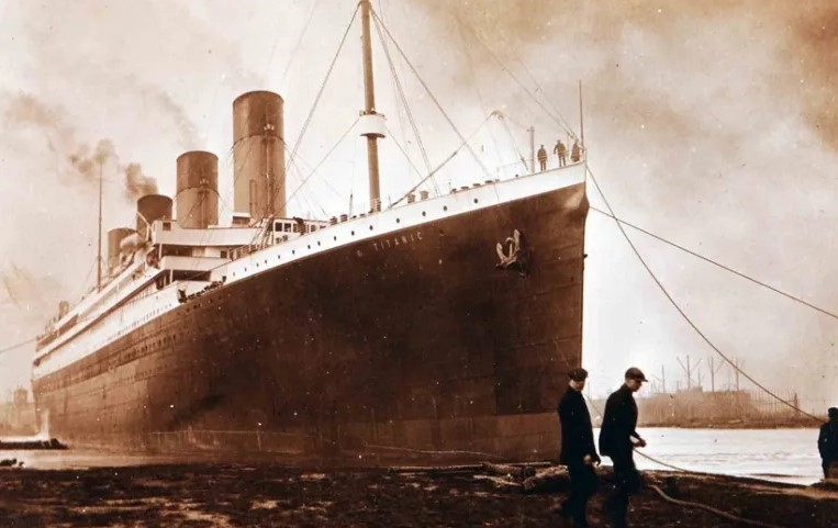 RMS Titanic Urban Legends: Fraud on a Massive Scale? 5