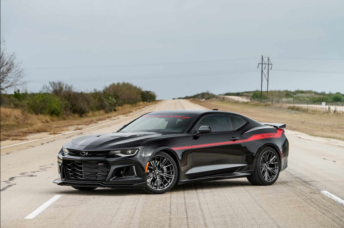 "New Camaro ""The Exorcist"" Is The Fastest Muscle Car In The World At 217 MPH 5"