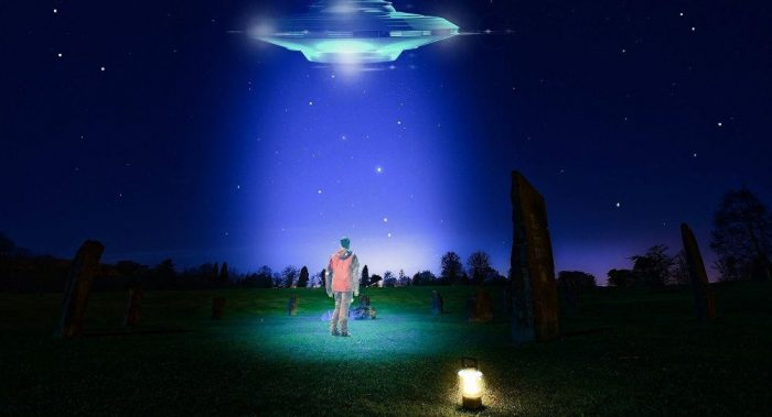 'We Know UFOs Are Real, But Why Are They Here?' 86