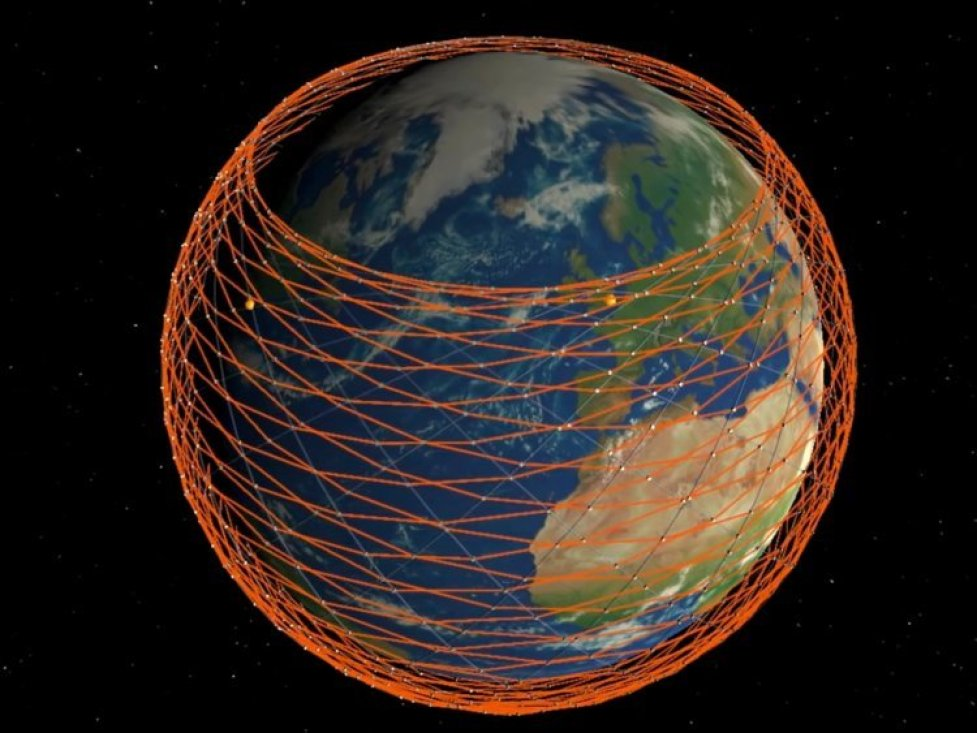 Elon Musk just revealed new details about Starlink, a plan to surround Earth with 12,000 high-speed internet satellites. Here's how it might work. 92