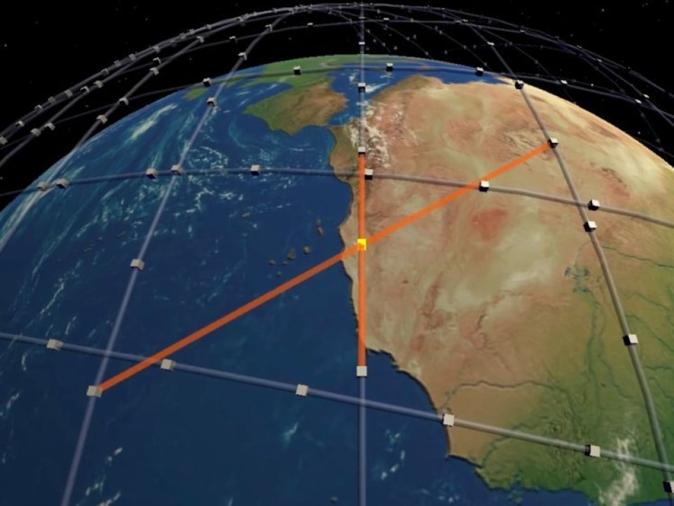 Elon Musk just revealed new details about Starlink, a plan to surround Earth with 12,000 high-speed internet satellites. Here's how it might work. 105