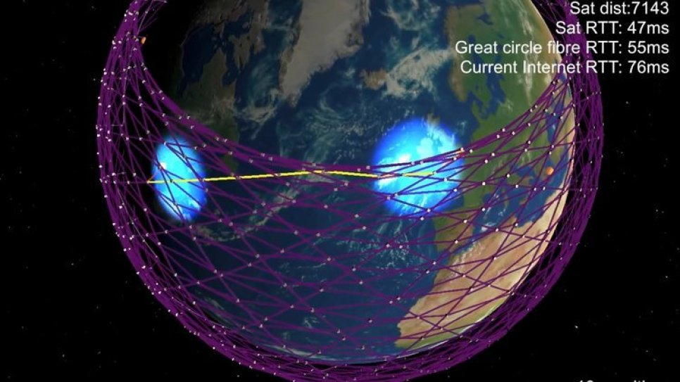 Elon Musk just revealed new details about Starlink, a plan to surround Earth with 12,000 high-speed internet satellites. Here's how it might work. 111