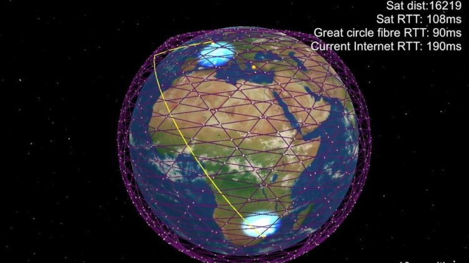 Elon Musk just revealed new details about Starlink, a plan to surround Earth with 12,000 high-speed internet satellites. Here's how it might work. 114