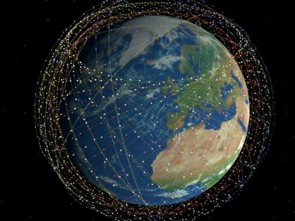 Elon Musk just revealed new details about Starlink, a plan to surround Earth with 12,000 high-speed internet satellites. Here's how it might work. 115