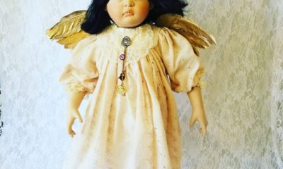 Horror movies love a haunted doll. So do collectors. 93