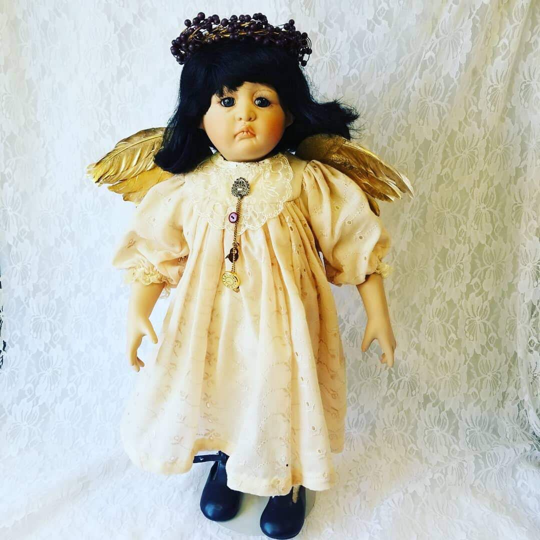 Horror movies love a haunted doll. So do collectors. 14