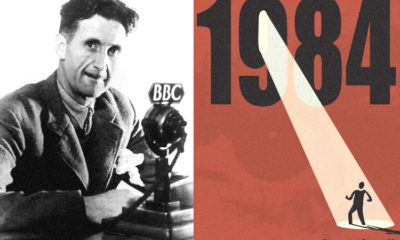 Orwell's 1984 Is No Longer Fiction 104