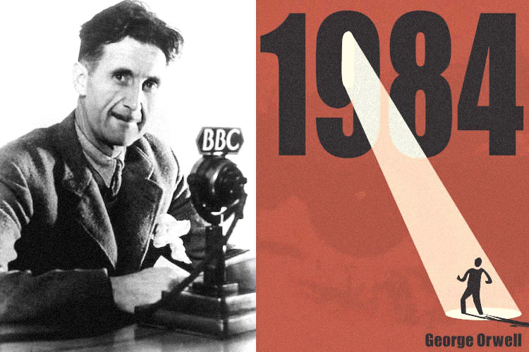 Orwell's 1984 Is No Longer Fiction 14