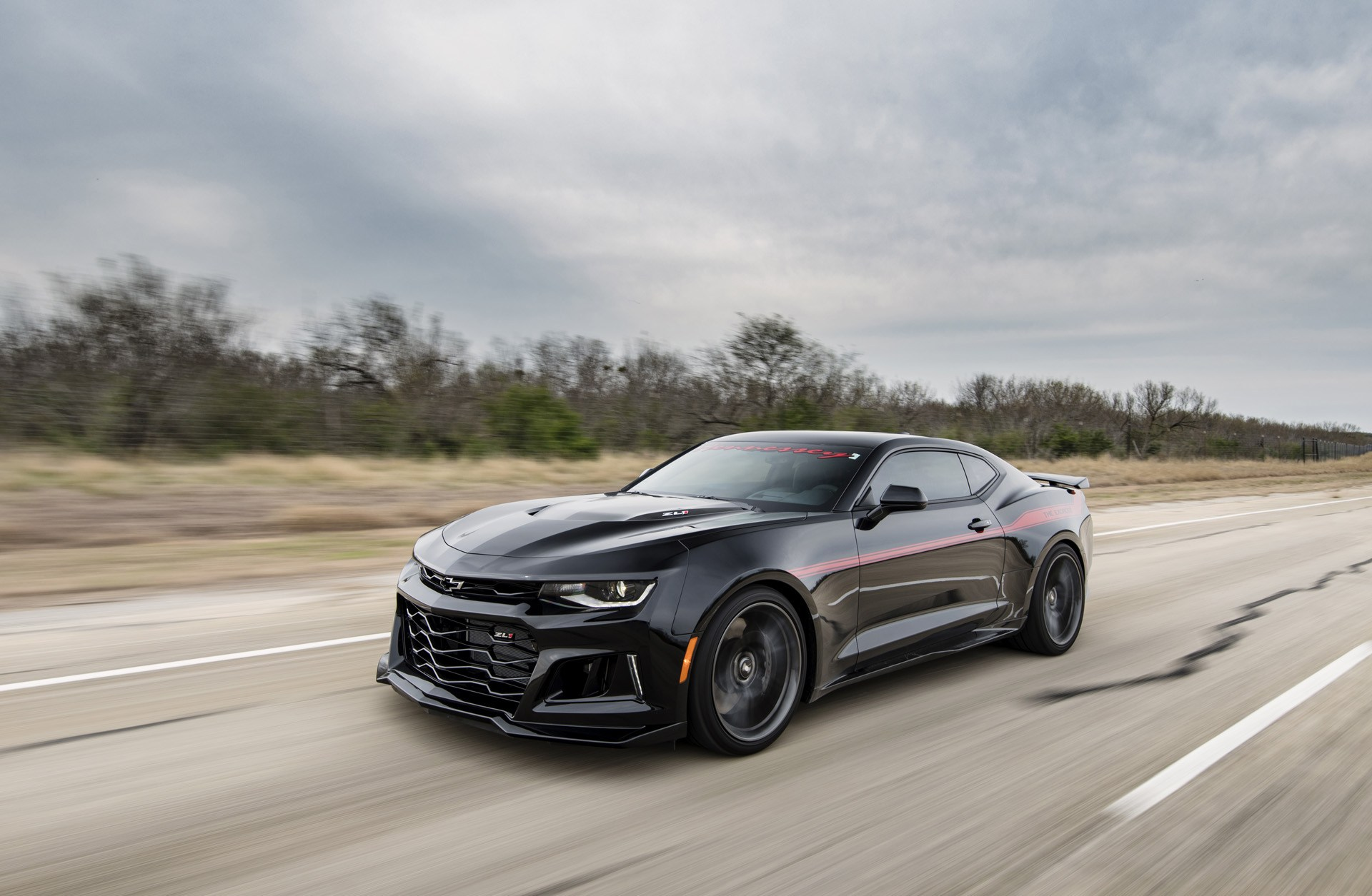 "New Camaro ""The Exorcist"" Is The Fastest Muscle Car In The World At 217 MPH 2"