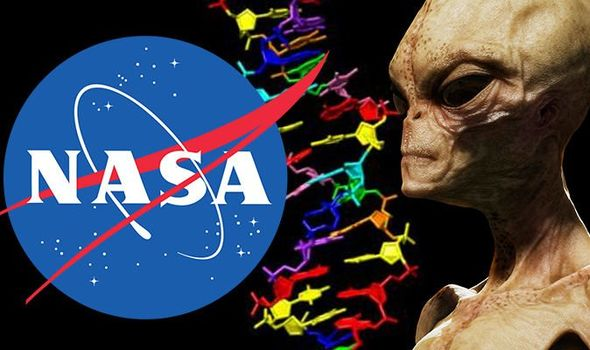NASA in alien life BREAKTHROUGH after DNA discovery 7