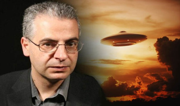 "UFO investigator Nick Pope: ""UFOs have now gone mainstream"" 9"