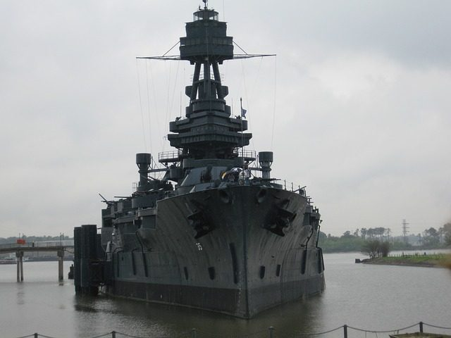 Haunted D-Day Battleship USS Texas To Be Moved From Houston 6