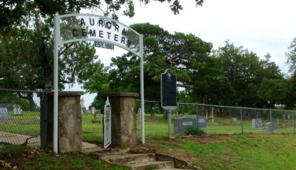 The 1897 Aurora, Texas, UFO Crash & the 'Alien' Buried in the Cemetery 10